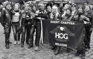Ladies Ghent Chapter